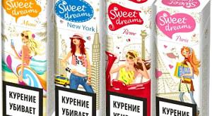 sweet dream сигареты купить