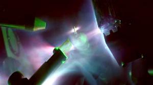 лазер TRIDENT