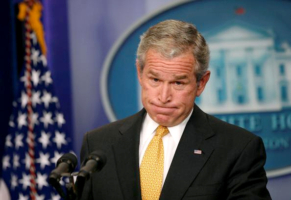an analysis of george w bush in the history as americas worst environmental president