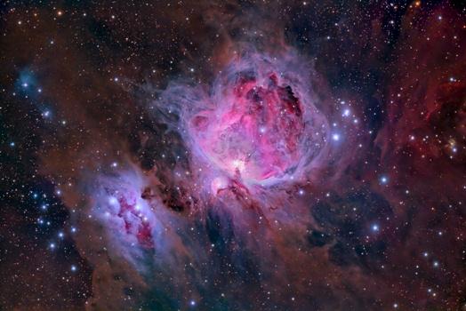 Лучшие астрофотографии 2010 года